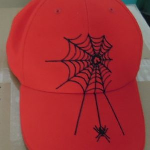 Black Widow Hat